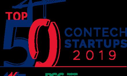 Las 50 mejores startups de Contech 2019