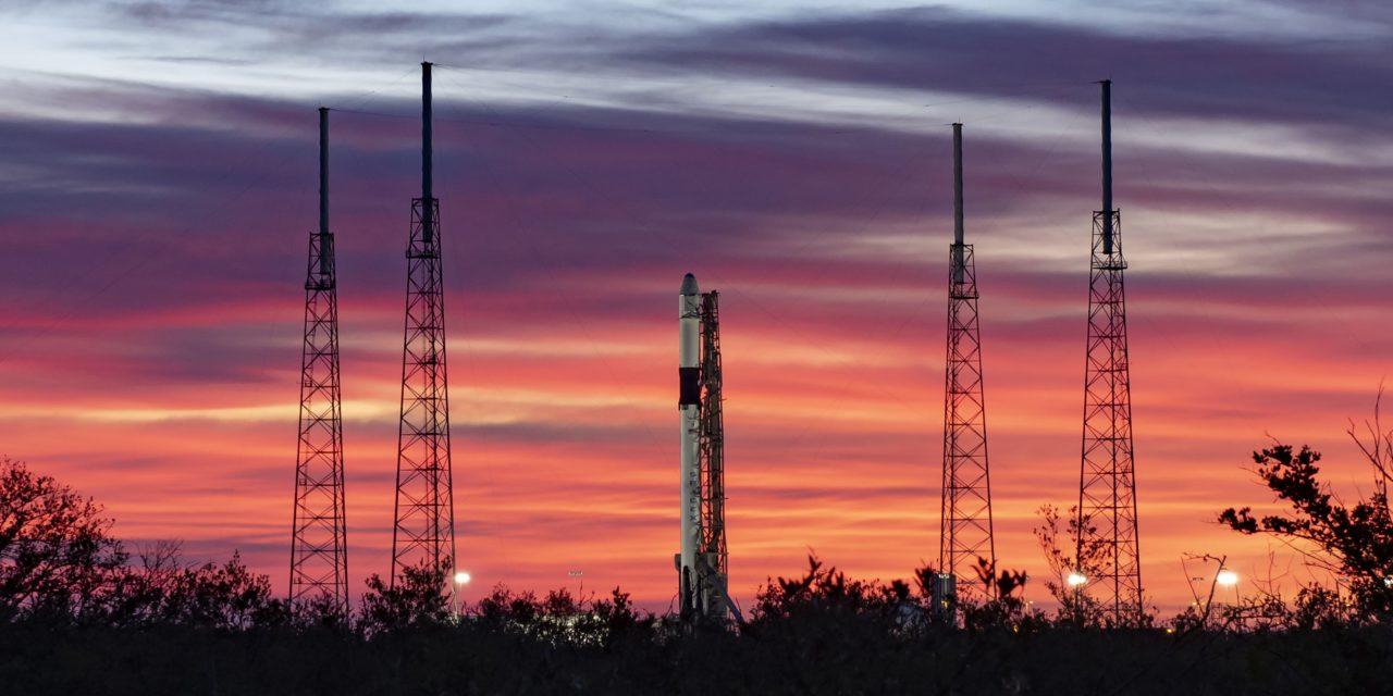 Exitoso lanzamiento del Nanosatélite mexicano Aztechsat-1 a bordo del cohete Falcon 9 de Space-X