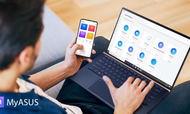 MyASUS: la app que facilita los ajustes técnicos de tu laptop