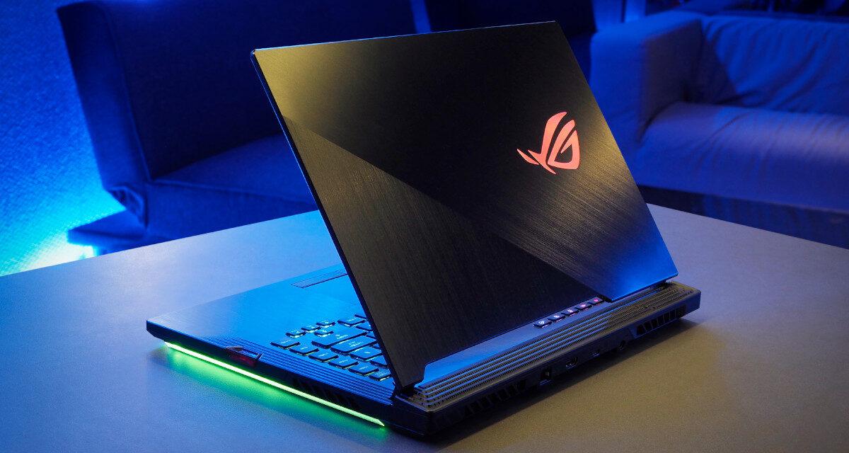 ROG Strix G531: Tu primera laptop Republic of Gamers