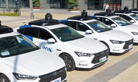 China sigue apostando por la innovación con lanzamiento de taxis 100% autónomos